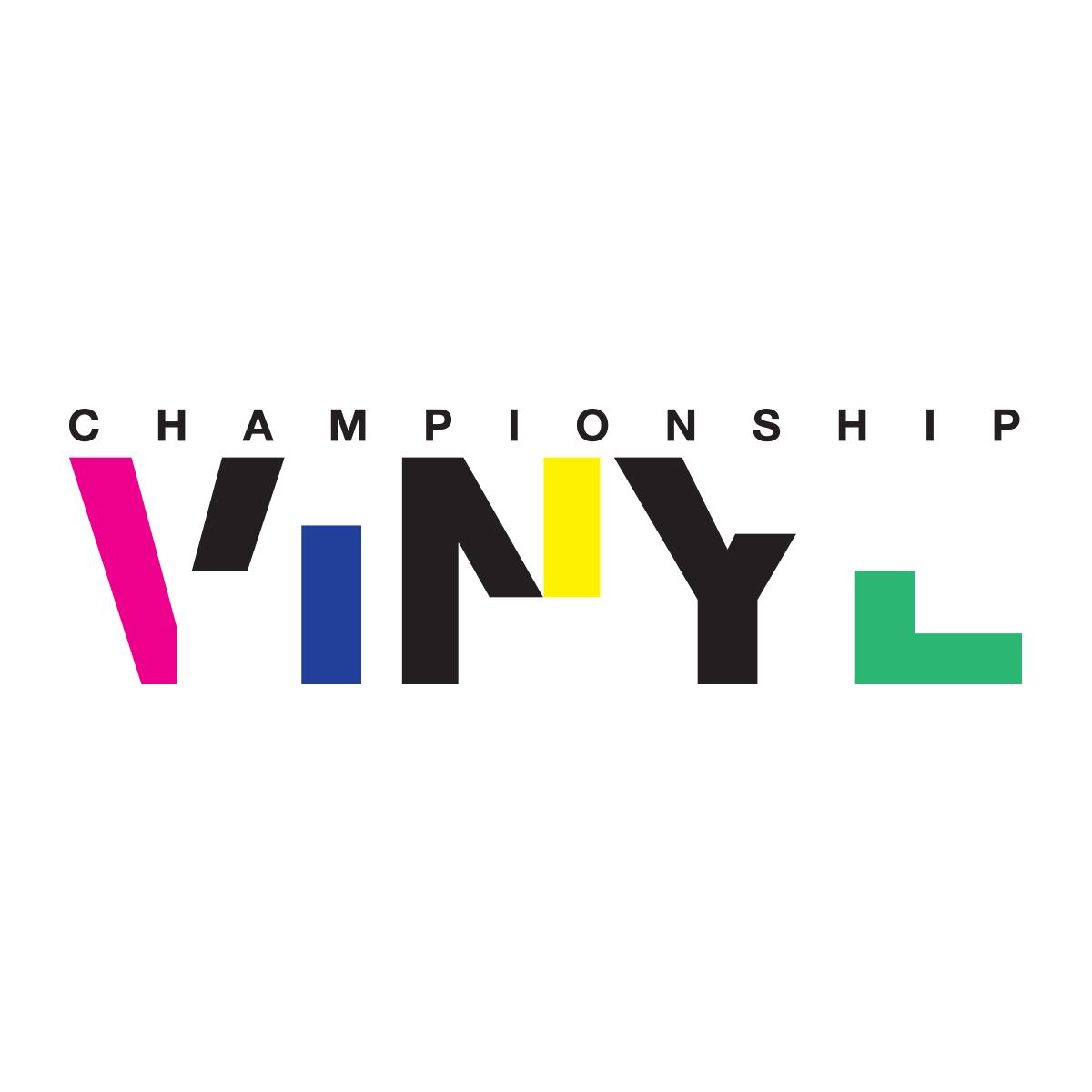 Championship Vinyl Logo Branding