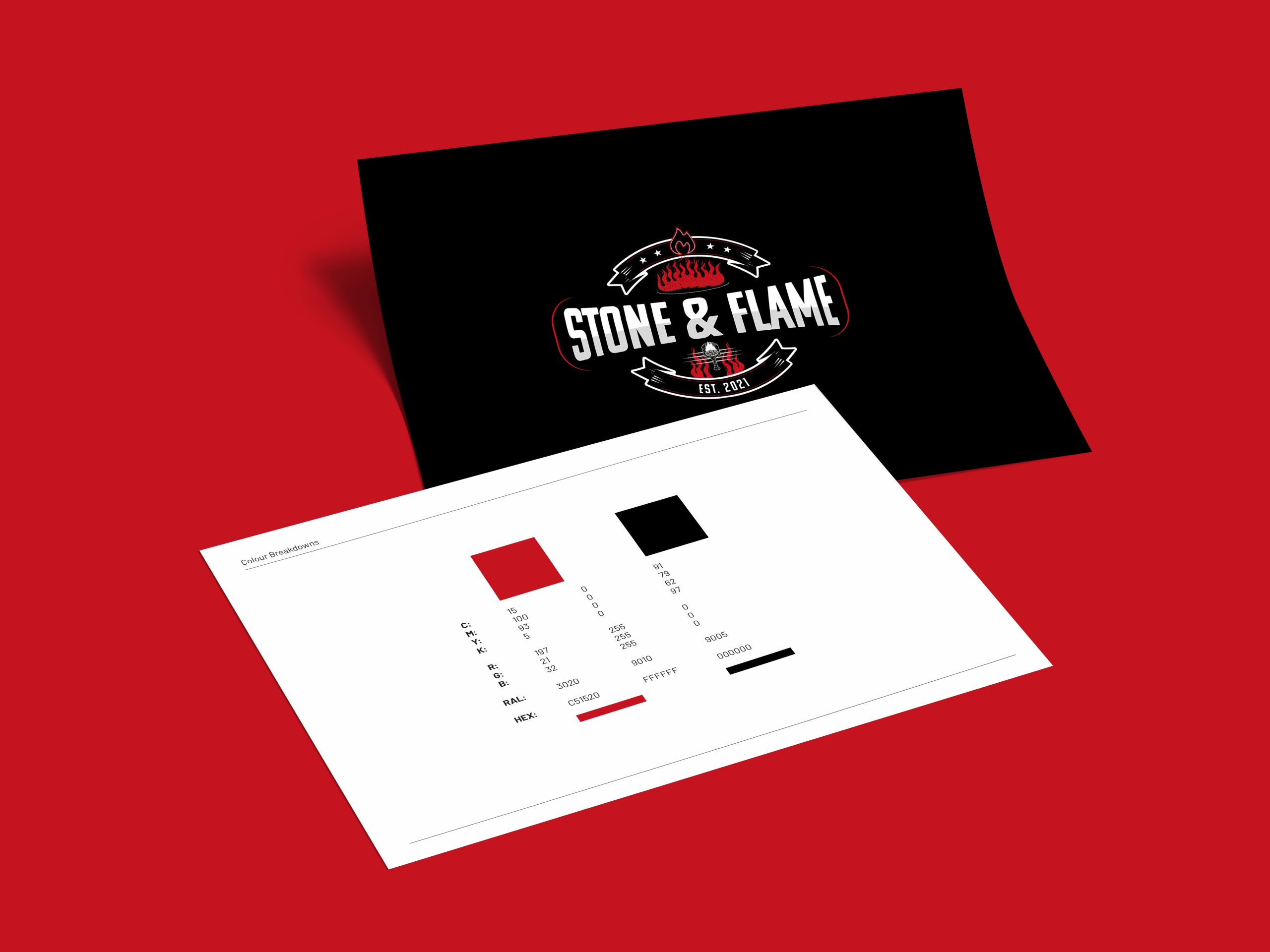 Stone & Flame - Brand Guidelines