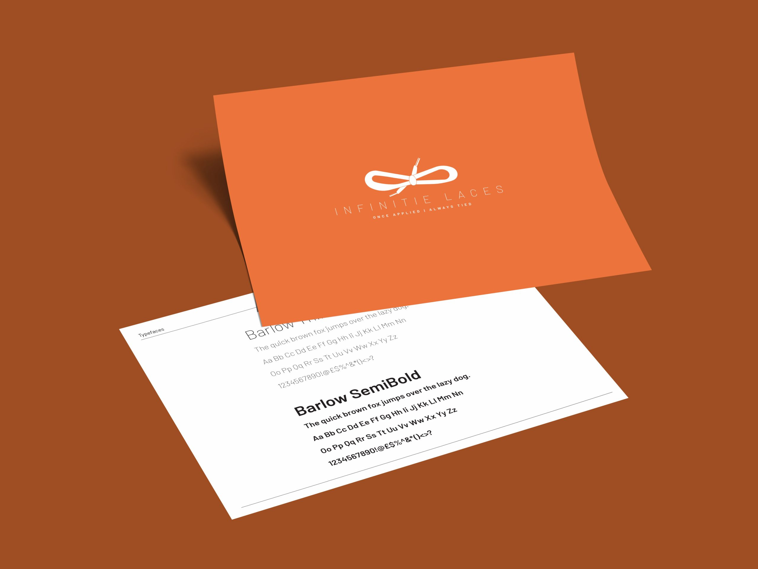 Brand Guidelines For Infinitie Laces