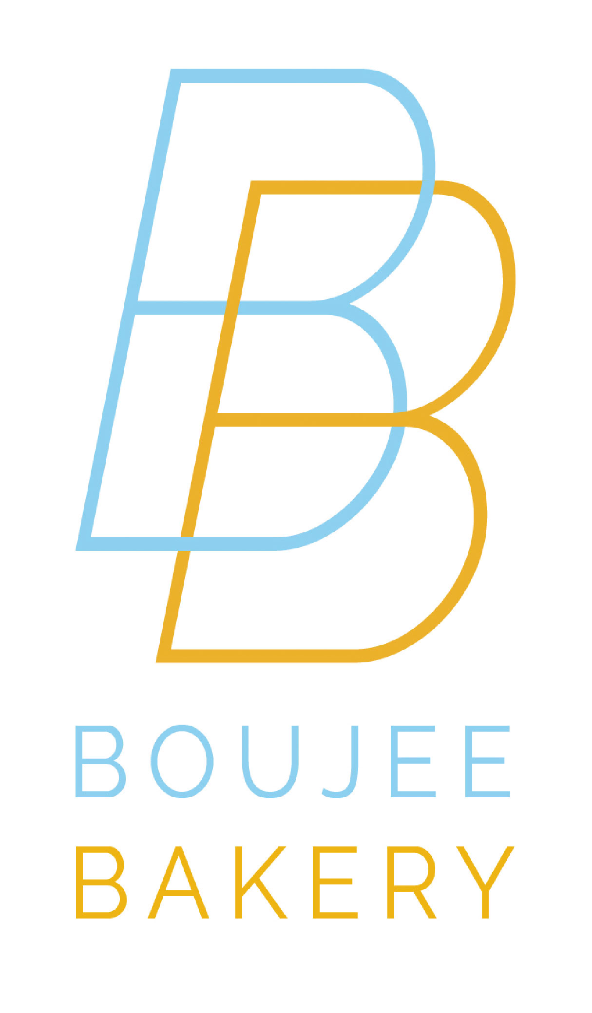 Boujee Bakery - Custom Logo