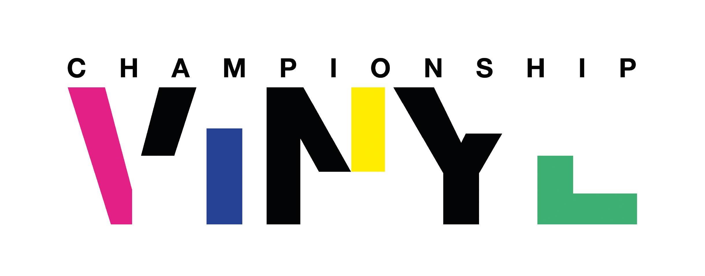 Championship Vinyl - Custom Logo Design