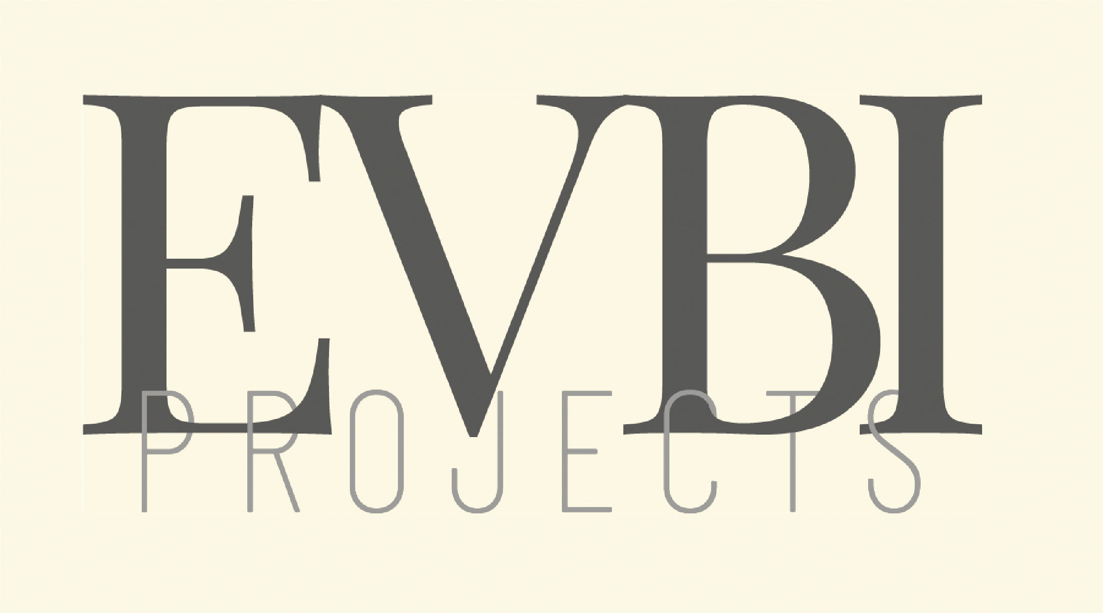 Evbi Projects - Custom Blog Branding