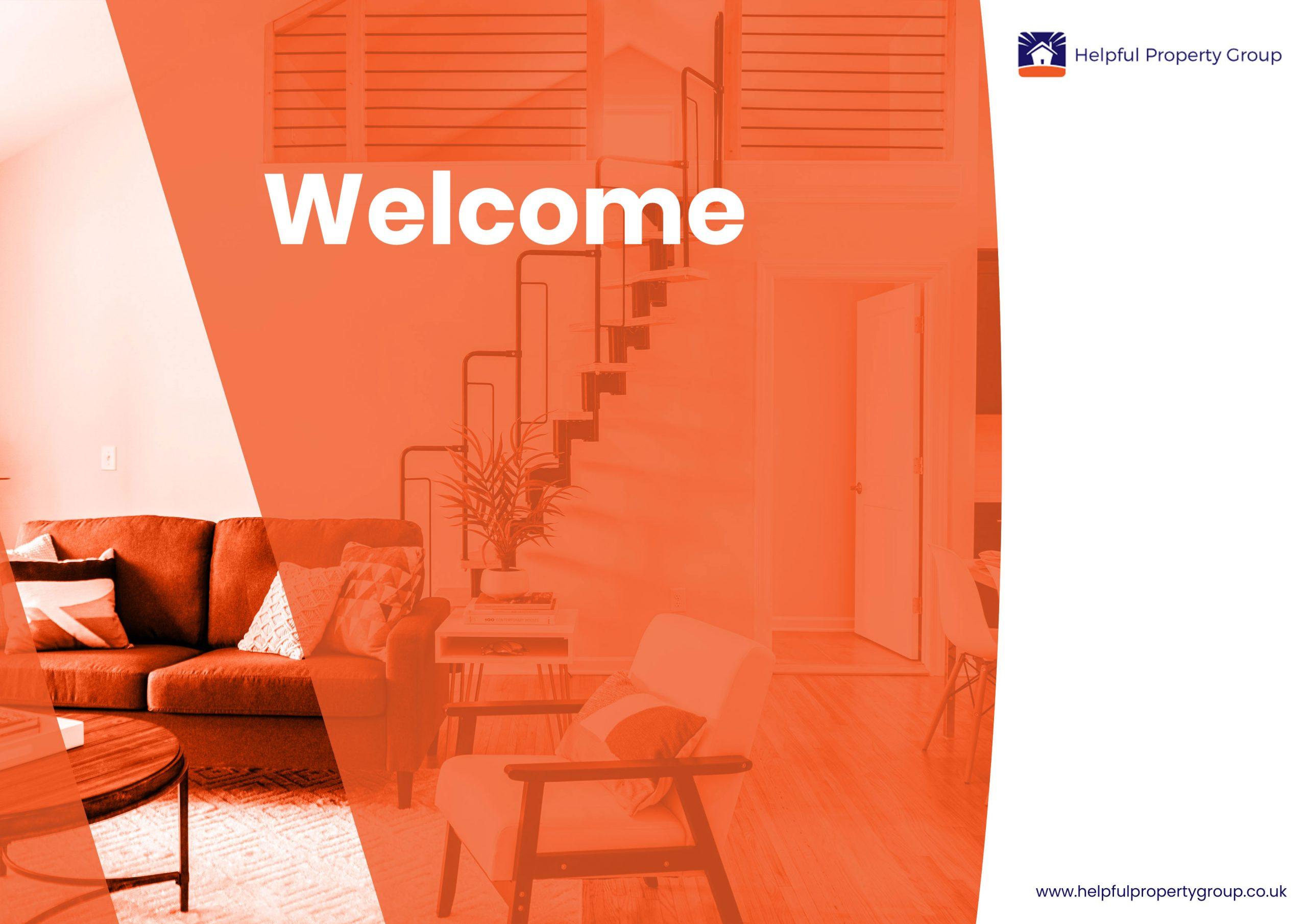Helpful Property Group Slide Deck Design