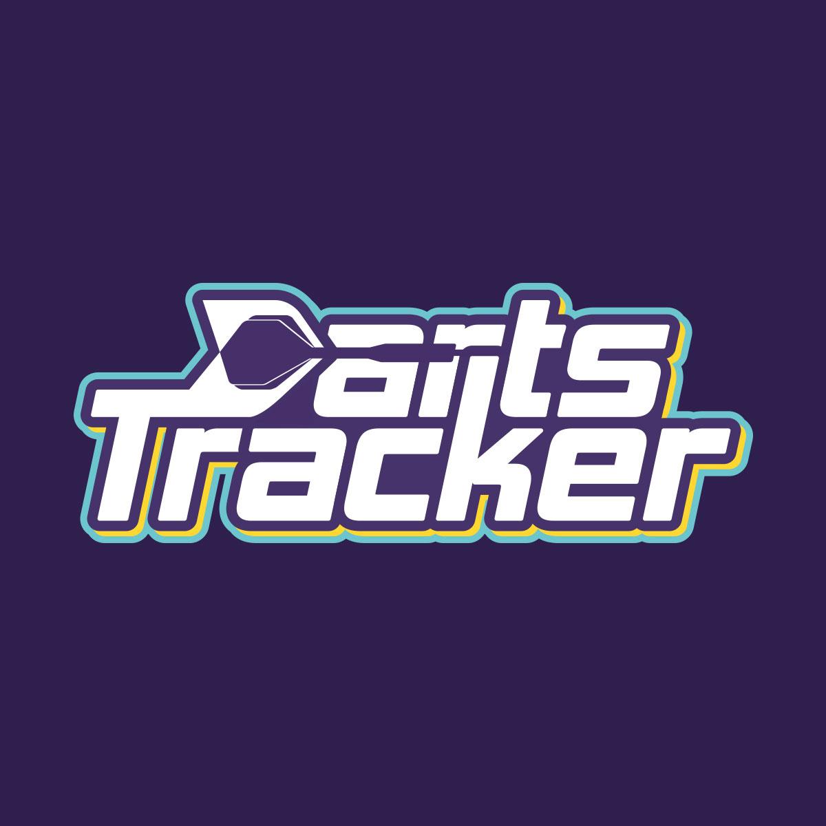 Darts Tracker custom vector logo