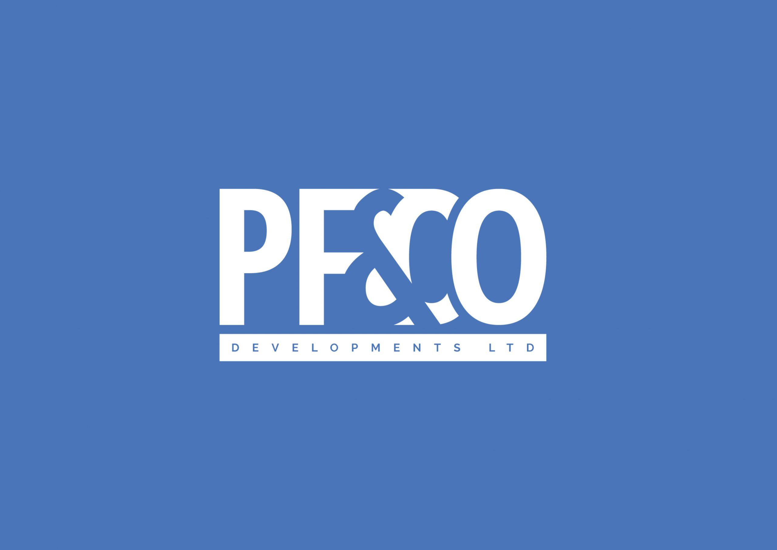PF&Co Developments Logo Design & Branding